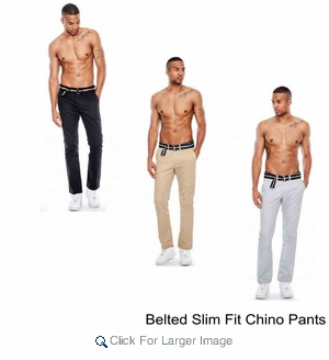 Wholesale Slim Fit Chino - $13.50/pc - M-TRK-2MCL - Click to enlarge