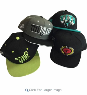 Wholesale TITS Brand Hats - $7.50 - A-TTS-0100-Asst - Click to enlarge