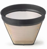 #4 Gold Tone Coffee Filter