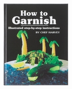 GARNISH HOW TO BOOK