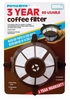 Perma Brew 3 Year Coffee Filter - Cone Style