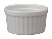 Porcelain Butter Crock 1oz.