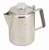 Stainless Steel Stove Top Percolator 9 Cup