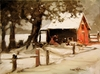 (Canceled) Feb 1 - Intro to Painting - Warm Up Your Winter with Oil (Paints!) with Dan Nelson