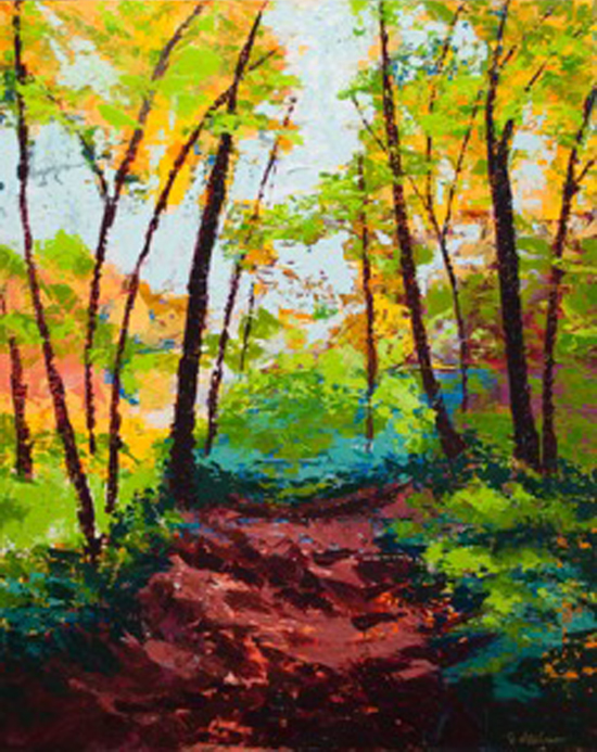 Feb 11 - Palette Knife Painting with Jane Steelman