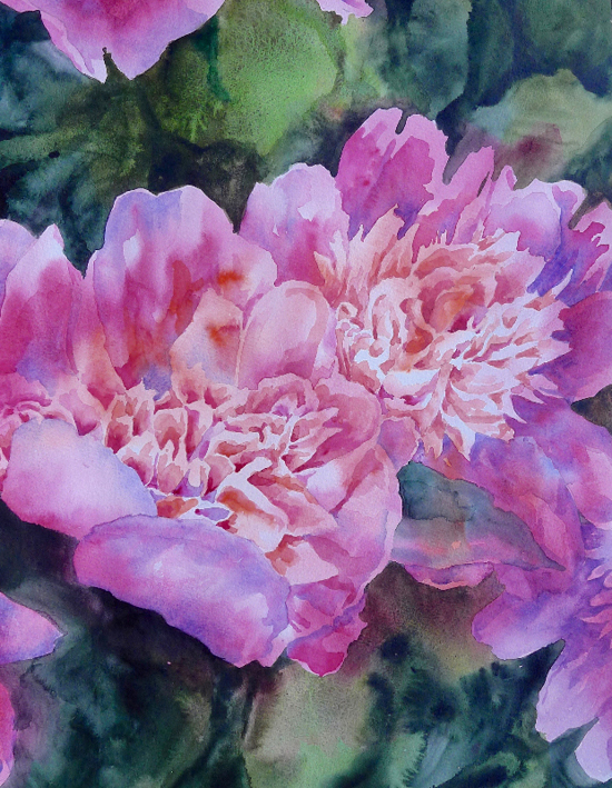 Feb 24 - Beautiful Vivid Florals with Suzanne Hetzel