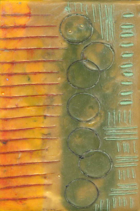 Jan 7 2018! - The Wonders of Encaustic Painting with Sharon DiGiulio