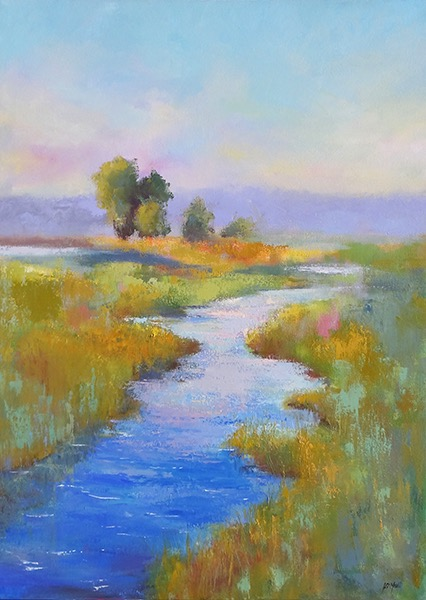 NEW DATE! Feb 4 - Intro to Painting: Awaken Your Creativity with Kim Maselli