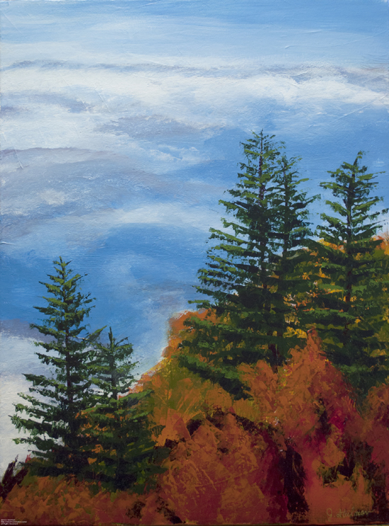 July 14 - Palette Knife Painting with Jane Steelman
