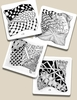 Jun 24 - Intro to Zentangle with Cathy Boytos