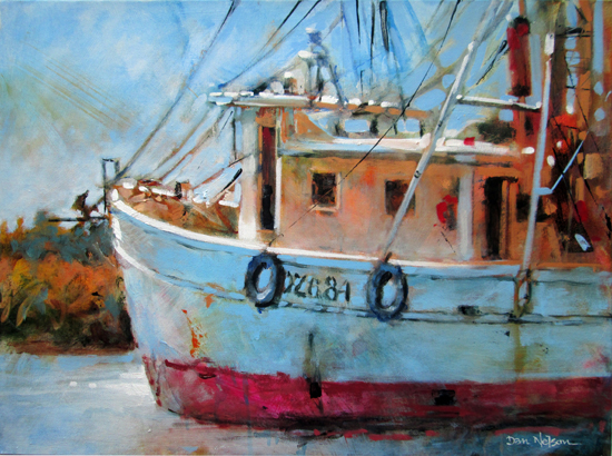 June 21 - Intro to Painting: Coastal Carolina with Dan Nelson