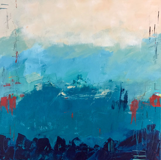 May 6 - Intuitive Painting with Ophelia Staton