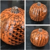 Oct 07- Zentangle Pumpkins with Cathy Boytos