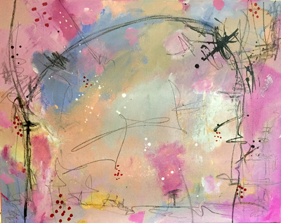 Sunday March 25th - Attack the Abstract with Ophelia Staton