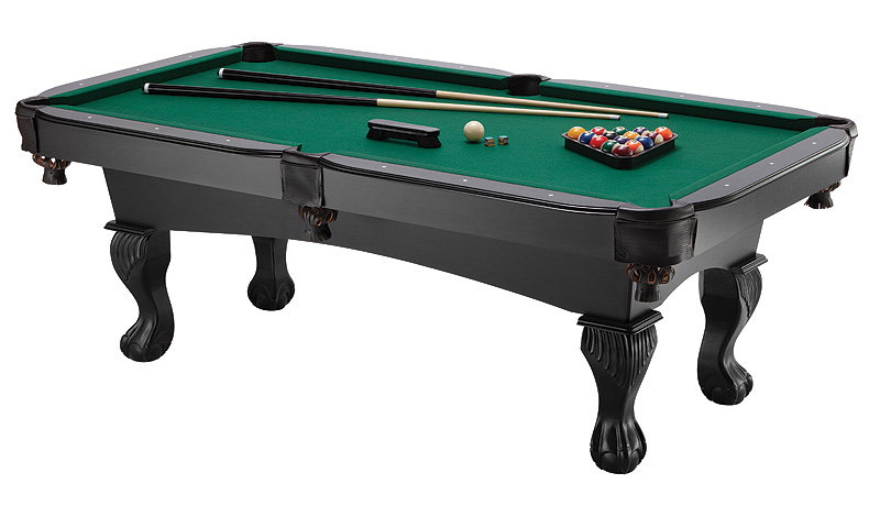 Pool Tables Installed Professional Pool Tables Bumper Pool Combo - 6 1 2 foot pool table