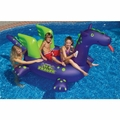 Blue Wave Sea Dragon Giant Ride On Pool Inflatable