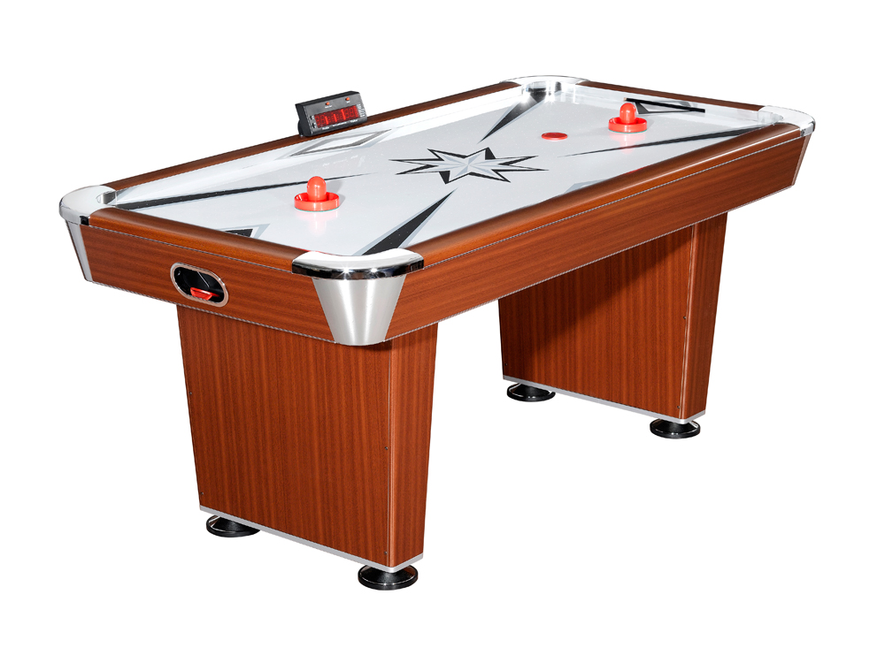 Carmelli Midtown Foot Air Hockey Table - Carmelli pool table