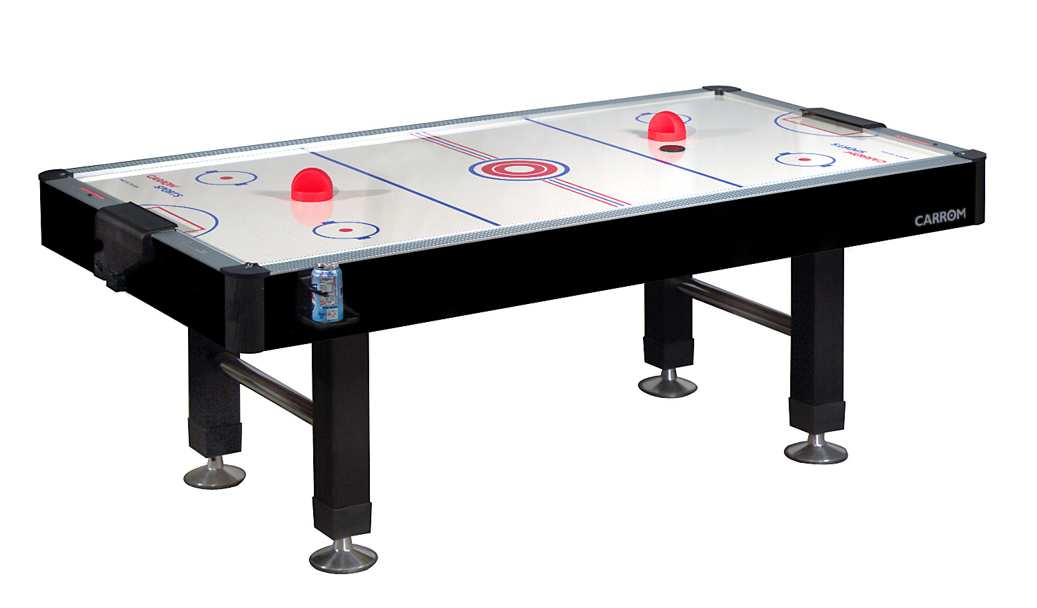 Air hockey tables for Table hockey