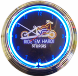 Game Room Clocks, Clocks for Rec Rooms, Decorative Clock