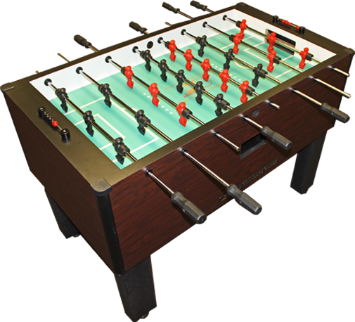 Gold Standard Games Home Pro Foosball Table