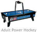 Great American 8' Face-Off Air Hockey (with overhead scoring)