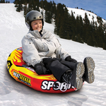 Heatseeker Inflatable Snow Sled