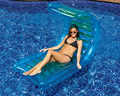 Inflatable Cozy Cabana 56 In.  Pool Lounger