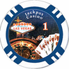 Jackpot Casino Poker Chips (11.5g)