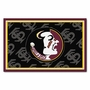 NCAA Florida State University FanMats 4x6 Area Rug