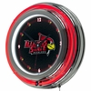 "NCAA Illinois State University 14"" Neon Clock"