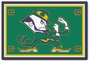 NCAA University of Notre Dame FanMats 4x6 Area Rug