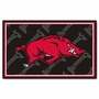 NCAA University of Arkansas FanMats 4x6 Area Rug