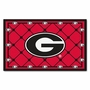 NCAA University of Georgia FanMats 4x6 Area Rug
