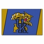 NCAA University of Kentucky FanMats 4x6 Area Rug