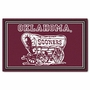 NCAA University of Oklahoma FanMats 4x6 Area Rug
