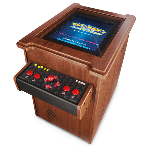 pac man s arcade party home cocktail table arcade game