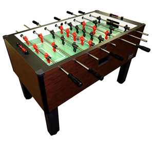 Shelti Pro Foos II Home Foosball Table - Custom foosball table
