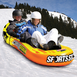 Speedseeker Double Rider Inflatable Snow Tube