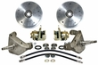 2/1/2 DROP SPINDLE 5/205 front disc brake kit