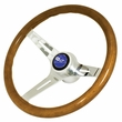 EMPI'S NEW CLASSIC WOOD STEERING WHEEL