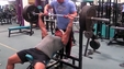 405 lbs Incline Bench Press - Ethan Pendry | April 2015