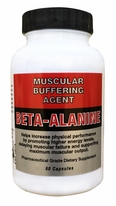 Beta-Alanine - Boost Strength & Enhance Endurance