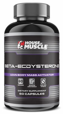 Beta-Ecdysterone - Lean Body Mass Activator