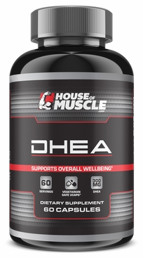 DHEA - Supports Overall Well-Being