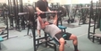 Ethan Pendry 475 lbs Incline Bench Press
