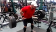 Ethan Pendry Heavy Barbell Rows