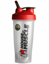 House Of Muscle BlenderBottle - Easy Mixing