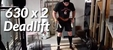 House Of Muscle | Nick 630 x 2 Deadlift