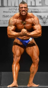 House Of Muscle Sponsors Bodybuilder Ethan Pendry