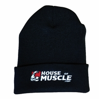 House Of Muscle Hat - Warmth & Comfort For Training